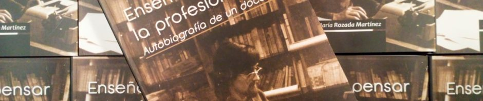 autobiografía profesor